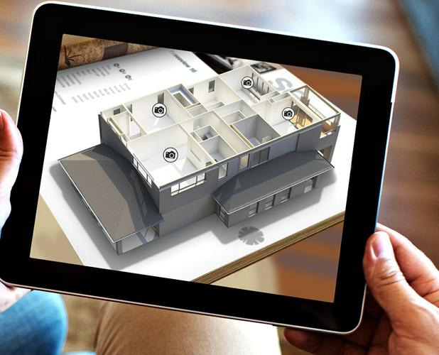 Virtual blueprints change the Construction industry